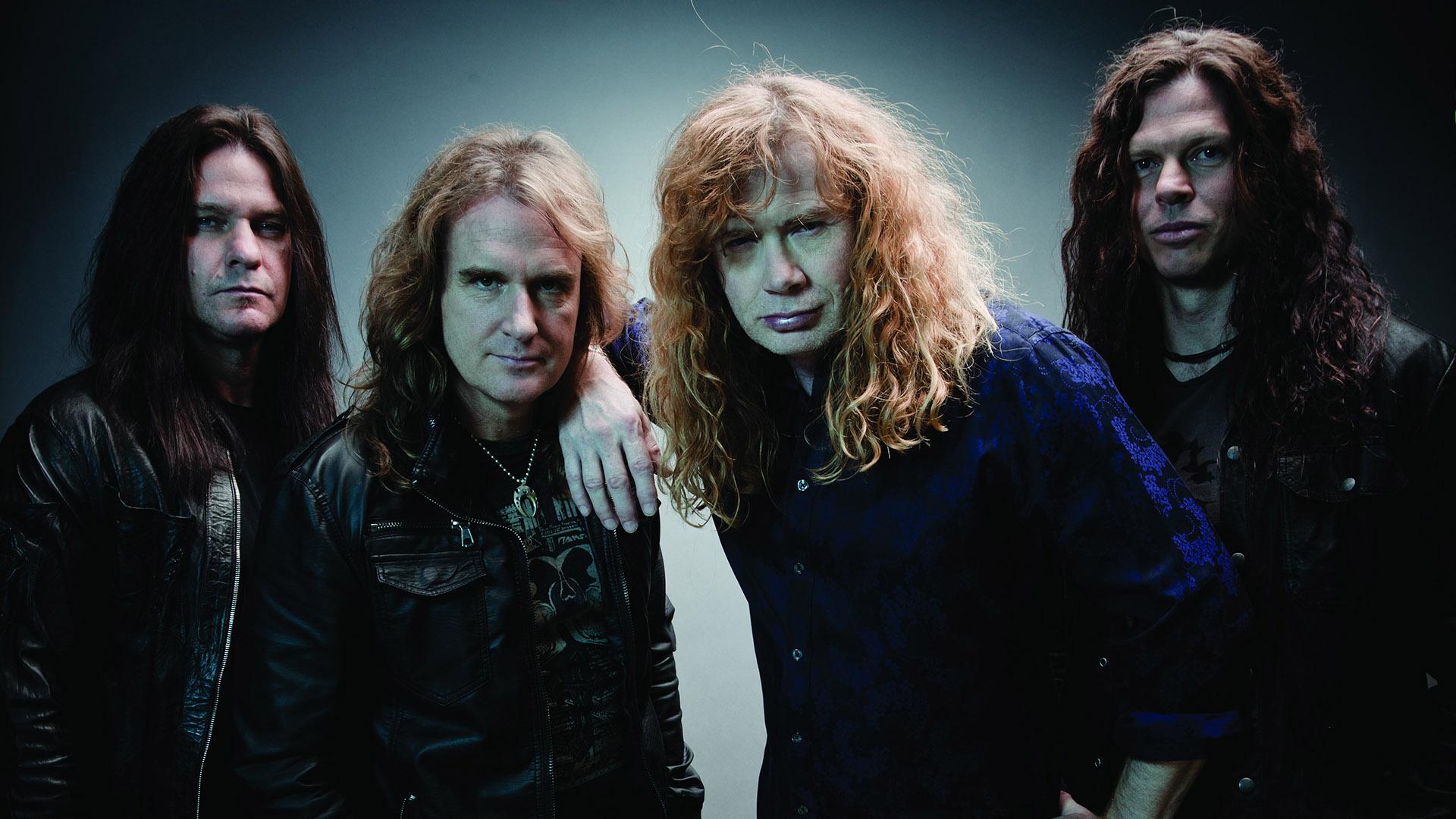 Megadeth-2013