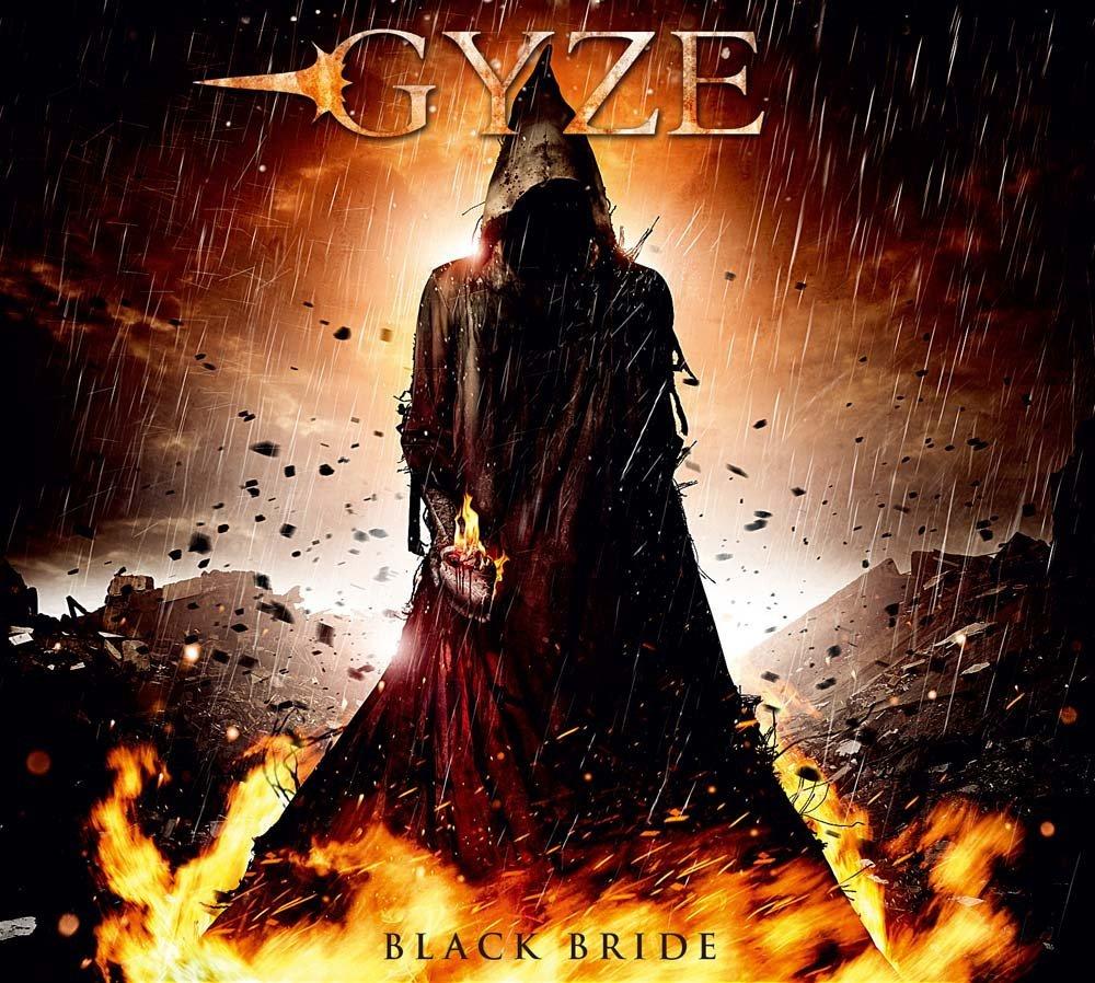 gyze black bride