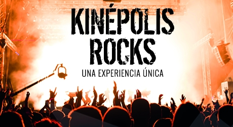 kinepolis rocks