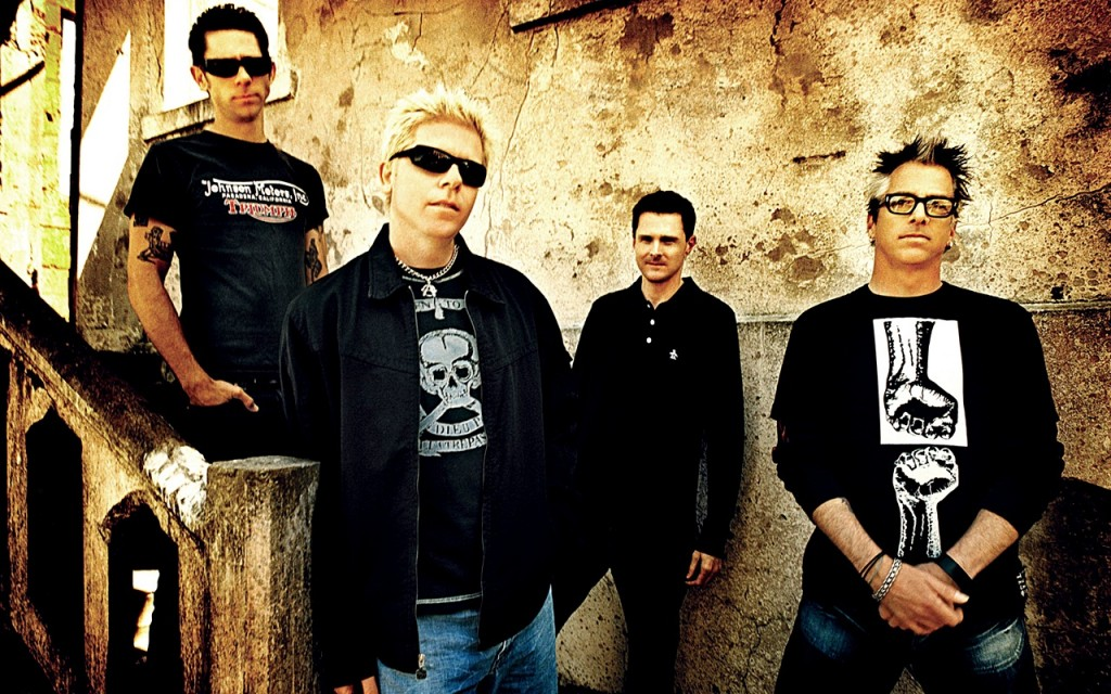 The Offspring anuncia su nuevo disco 'Let The Bad Times Roll' para abril