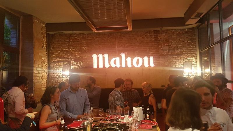 sabor a mahou