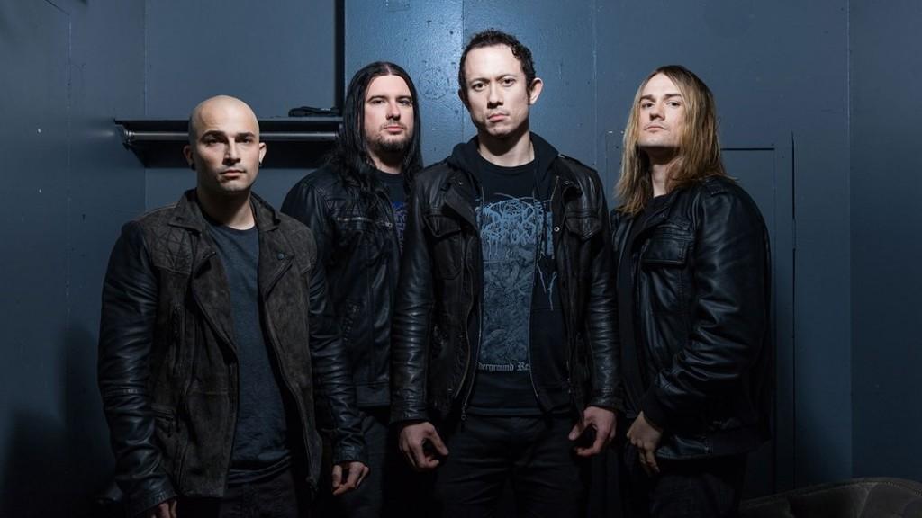 """Matt Heafy de Trivium lanza EP """"In waves"""""""