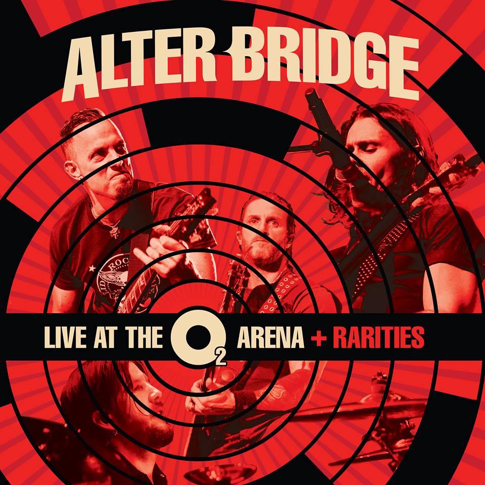 alter bridge-live at the 02