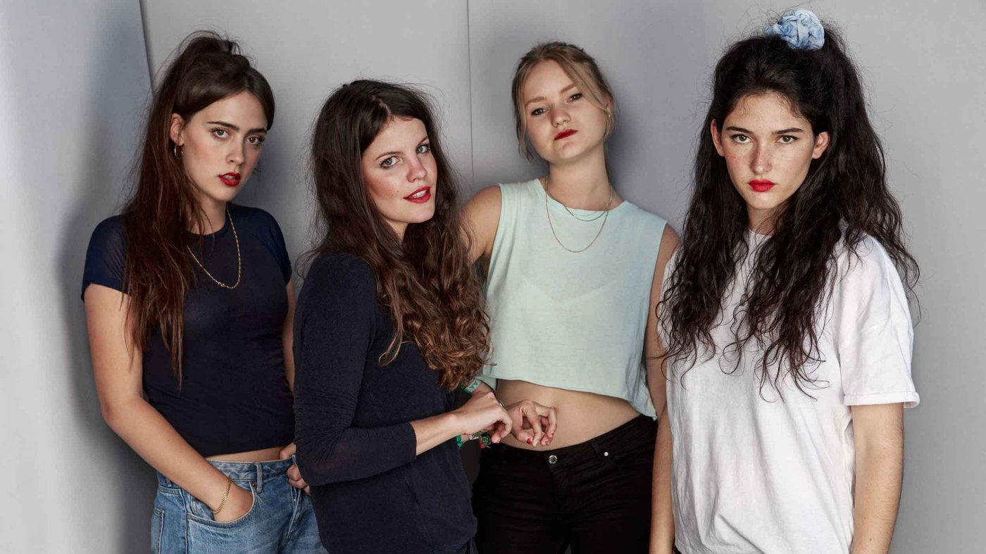 Hinds' new album, Leave Me Alone, comes out Jan.