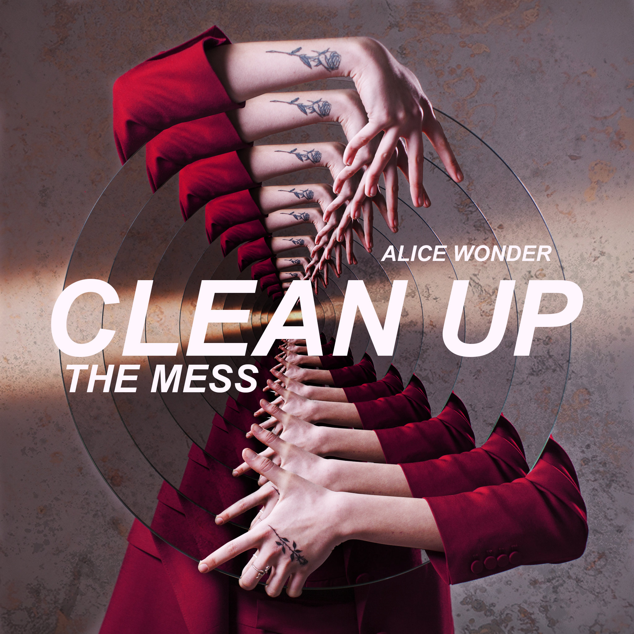 alice wonder clean up the mess
