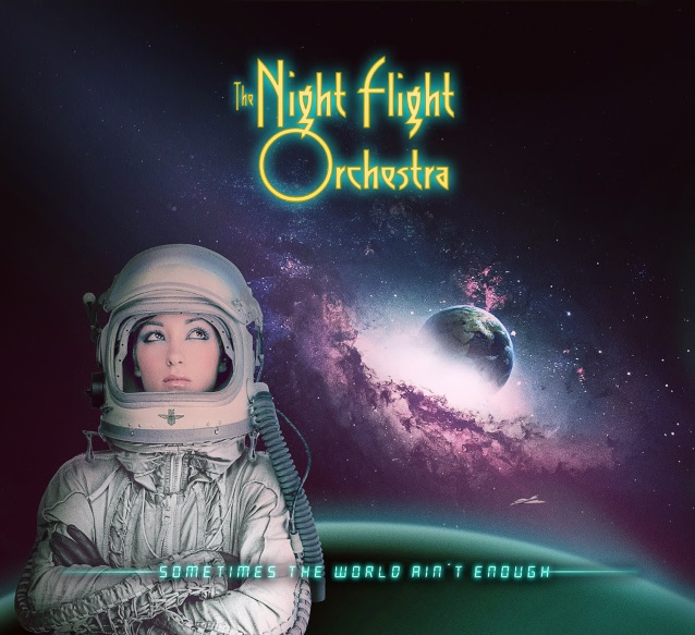 the night flight-newcd
