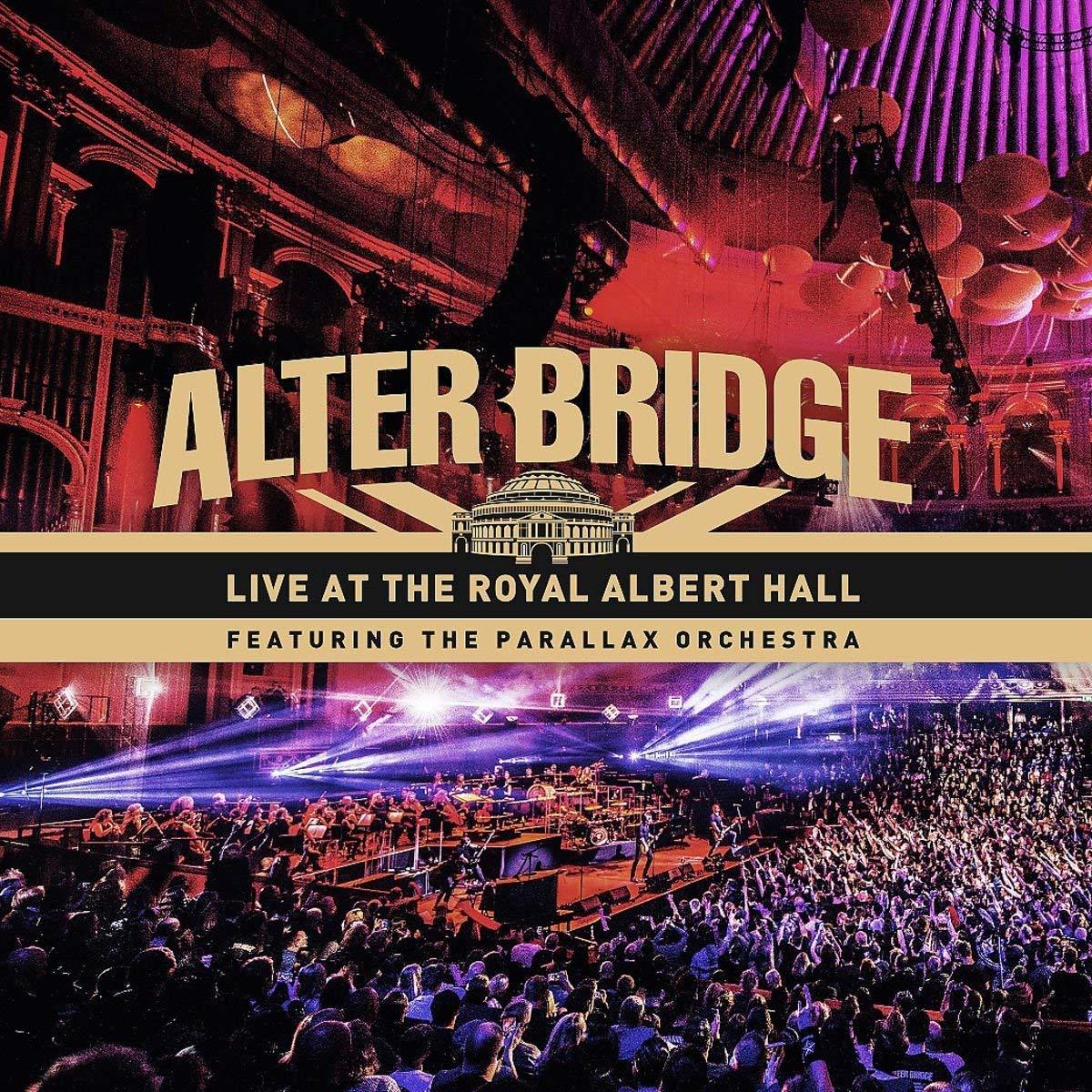alter bridge the royal albert hall
