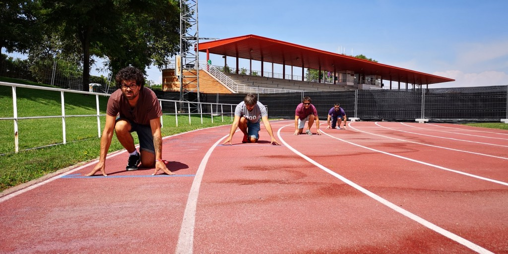 despistaos pista atletismo