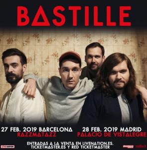 bastille españa 2019