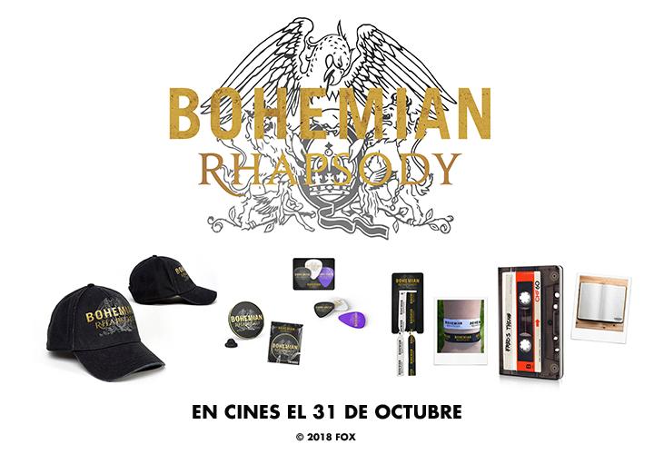 bohemian rhapsody concurso rocktotal