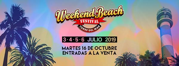 weekend beach 2019