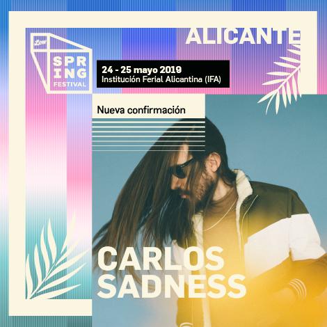 carlos sadness spring festival