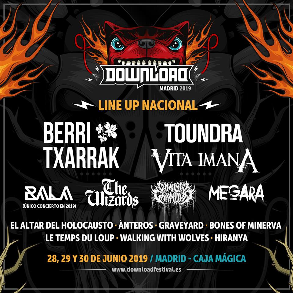 download madrid nacional