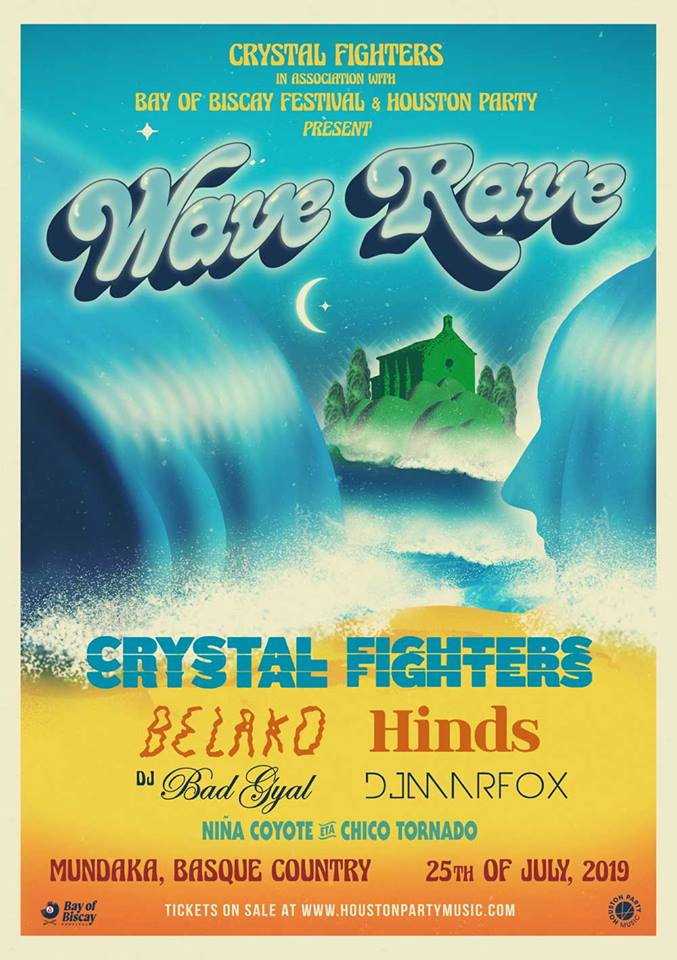 wave rave bay of biscay