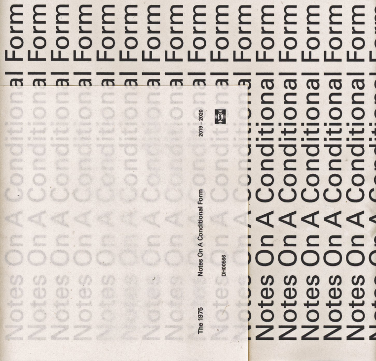 the 1975 notes on a conditional form