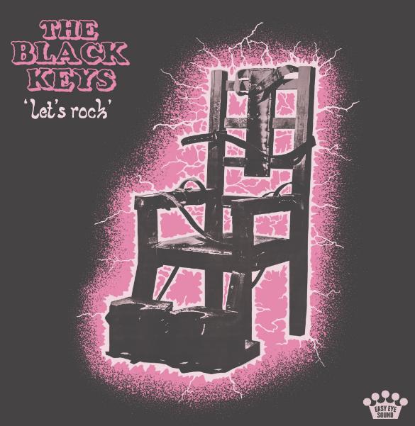 the black keys lets rock cd