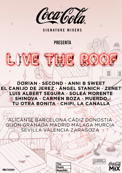 live the roof 2019