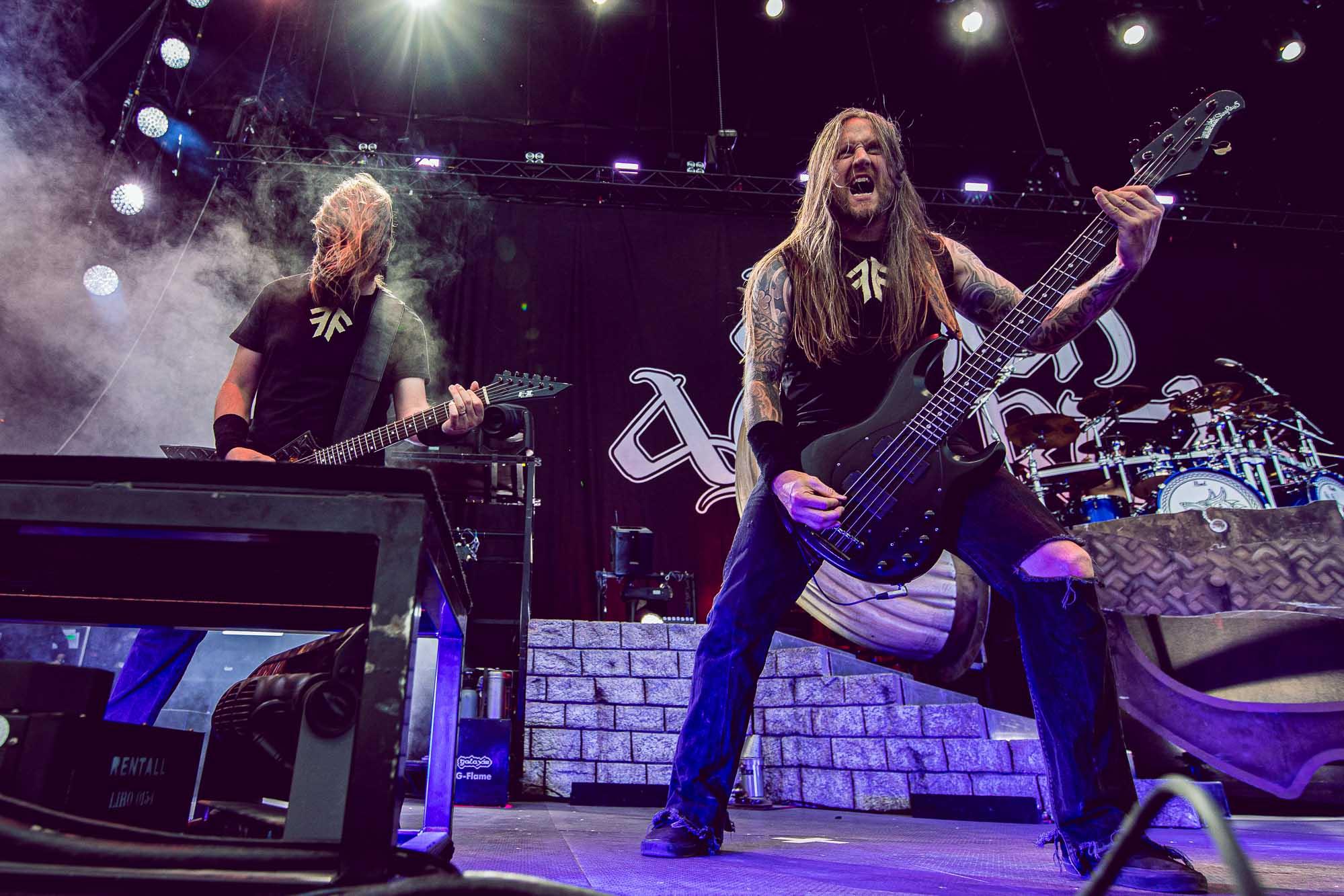 Amon Amarth _ Download festival _ sabado _ jgarciani13