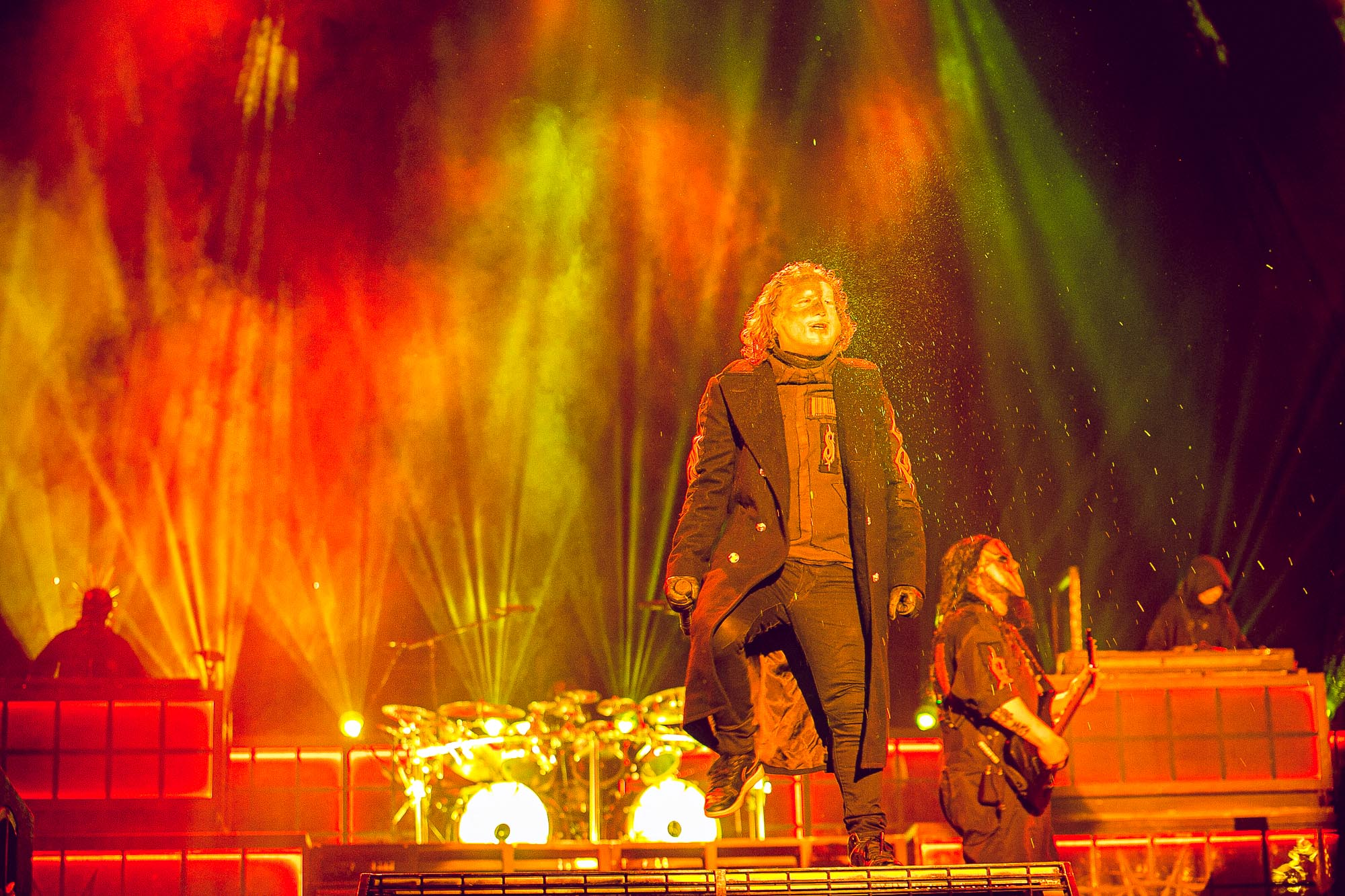 Slipknot _ Download festival _ sabado _ jgarciani1