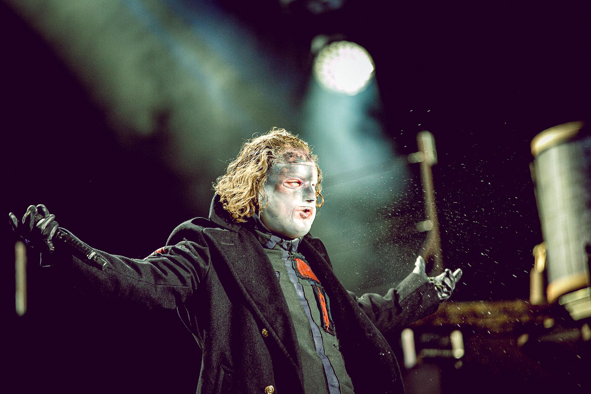 Slipknot _ Download festival _ sabado _ jgarciani8