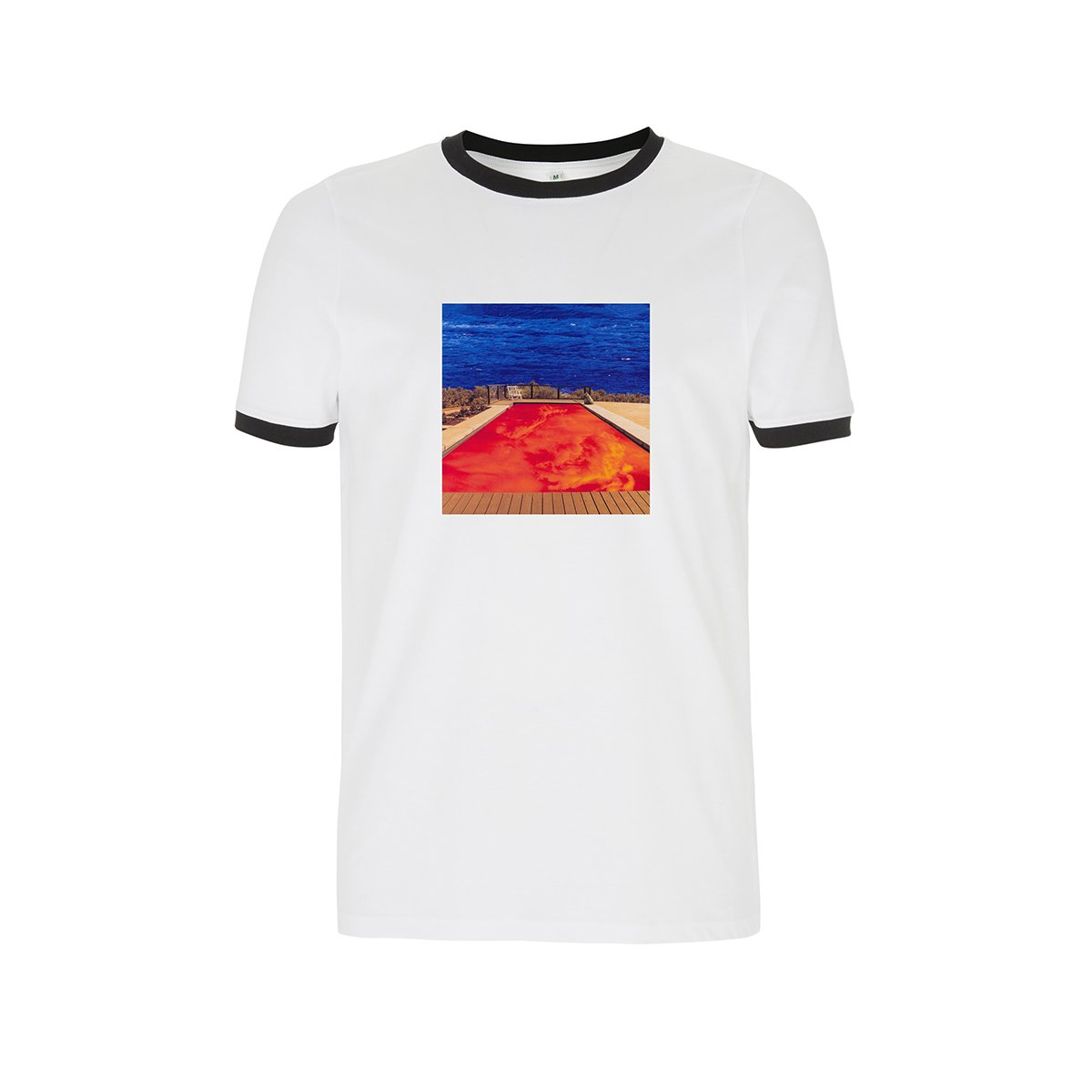 rhcp californication camiseta