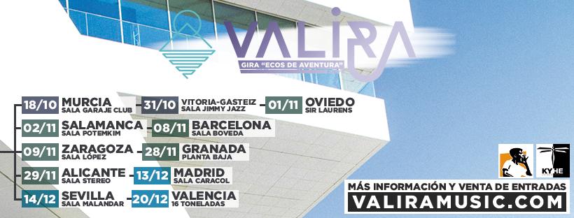 valira tour 2019