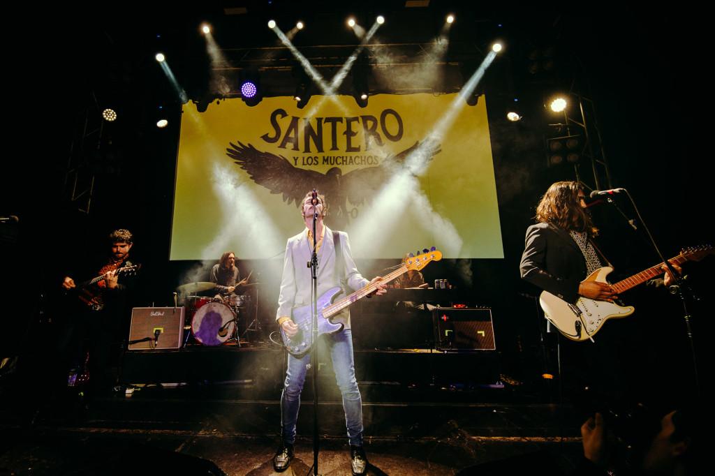 Santero y los Muchachos � Rock Total � Joy Eslava � 2