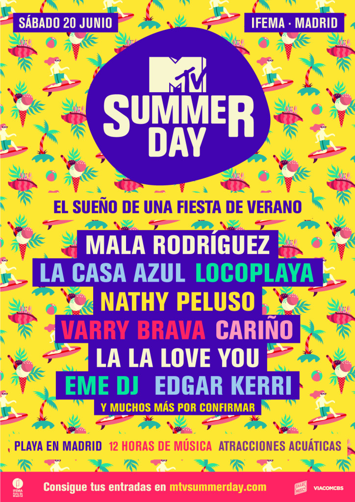MTV Summer day