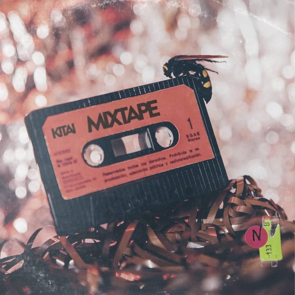kitai mixtape front cover