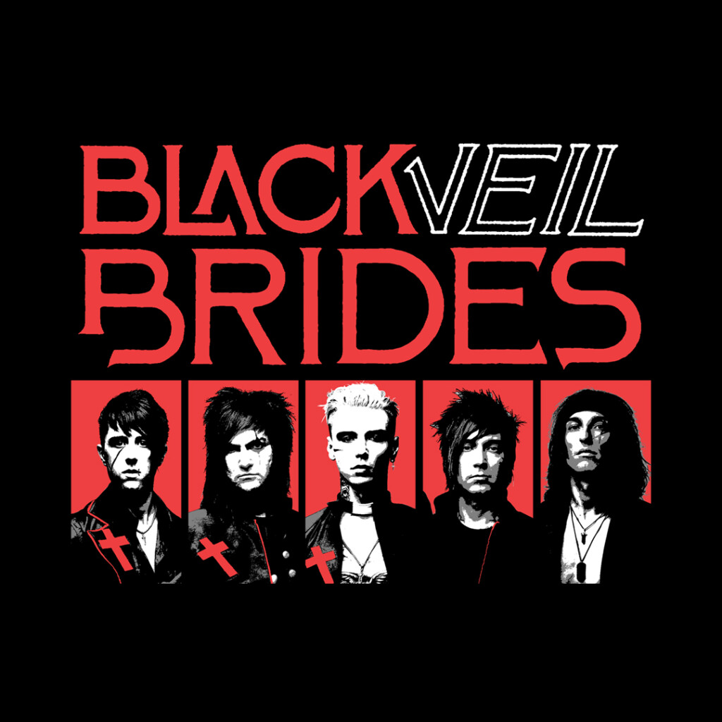 black veil brides streaming