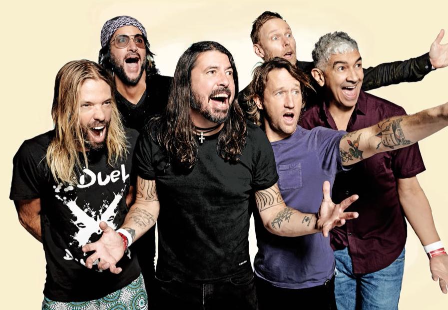 "Foo Fighters con single y videoclip ""Waiting on a war"""