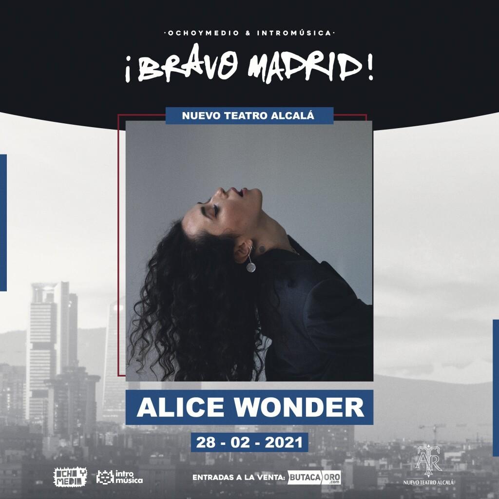 alice wonder madrid