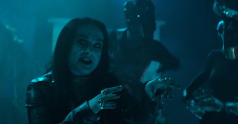 """Cradle of Filth presenta el videoclip de """"Necromantic fantasies"""""""